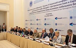 Russia-Uzbekistan Relations: Dynamics of Interaction