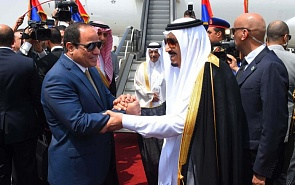 Egypt and Saudi Arabia: Unfair Agreement and Shaky Legitimacy