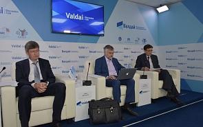 SPIEF-2019 Plenary Session. Seminar of the Valdai Discussion Club
